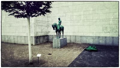 der grüne Reiter