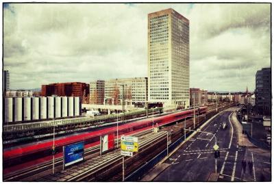 Bahnhof Messe