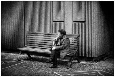 von der Einsamkeit des Rauchers