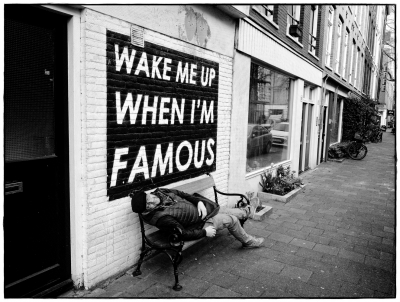 Wake me up when i´m famous