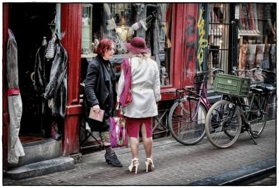 Amsterdam Talk