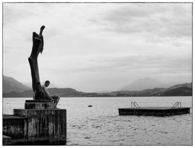 Melancholie am Zuger See