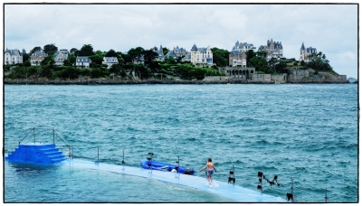 Schwimmbad von Dinard I