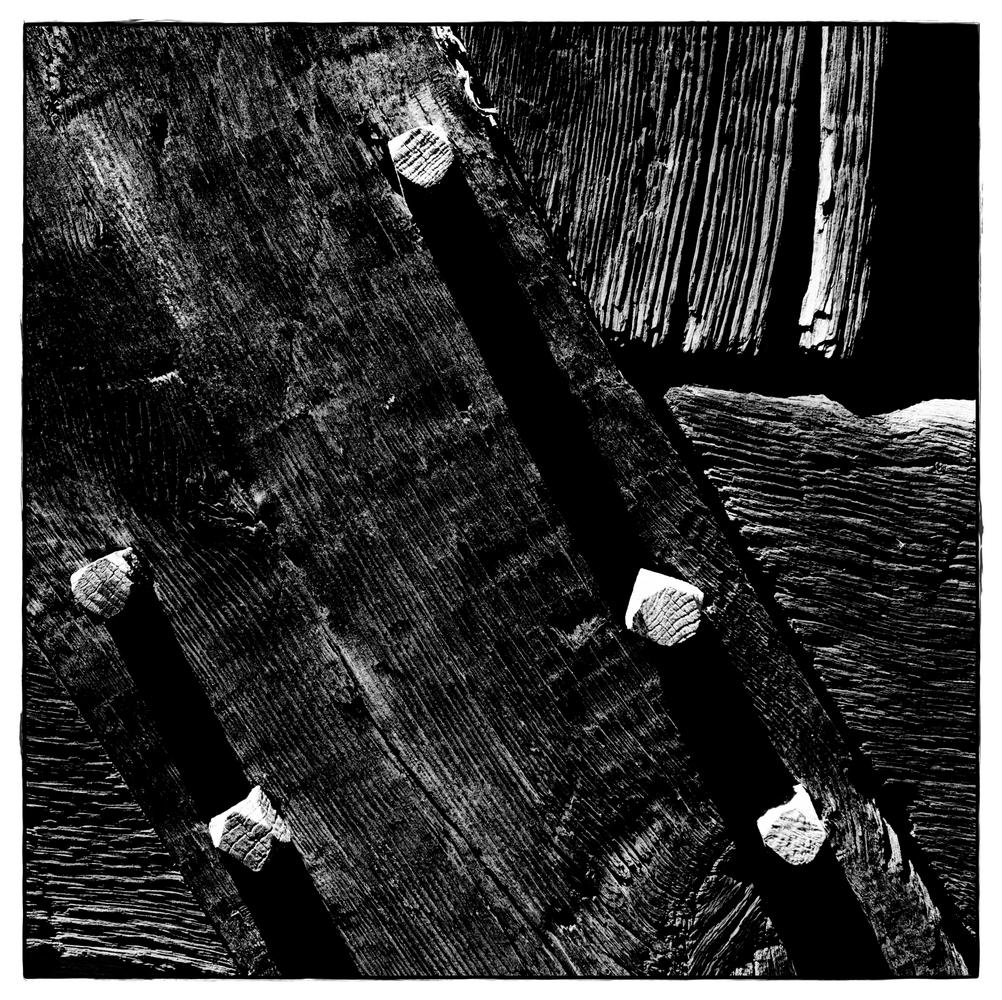 Holznägel