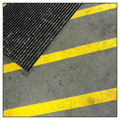 gelbe Streifen