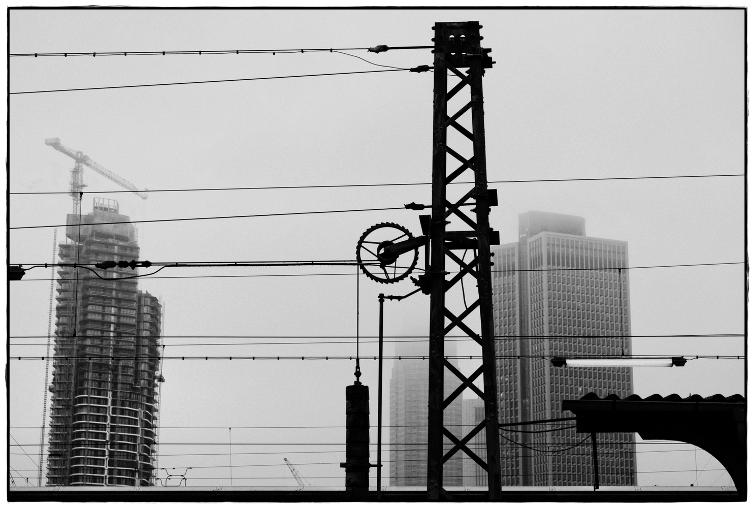 foggy CentralStation VII
