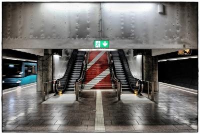 U-Bahn Schweizer Platz