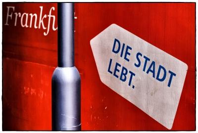 Frankfurt lebt